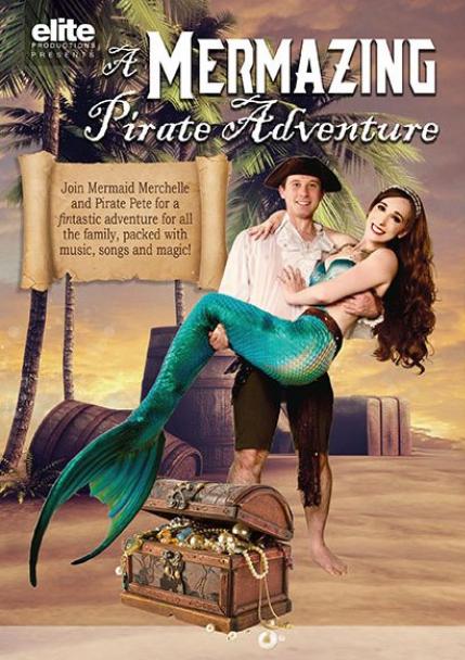 A Mermazing Pirate Adventure