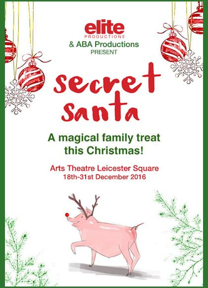 Secret Santa – Leicester Square